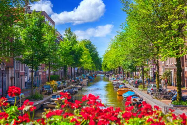 Holland Amsterdam Kanal