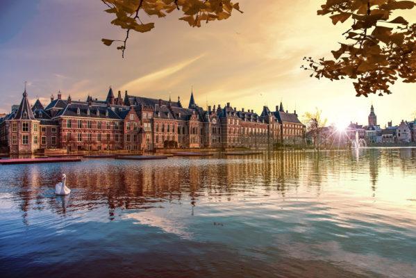 Holland Den Haag See
