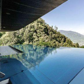 Wellness-Wochenende: 3 Tage in Südtirol im neuen 3* Hotel mit Frühstück & Infinity Pool ab 129€