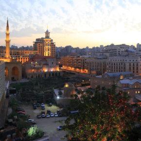 8 Tage im Libanon: Flüge in die Hauptstadt Beirut nur 49€