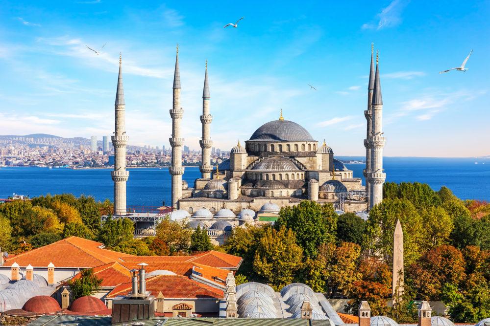 Wochenende Istanbul Flug Hotel