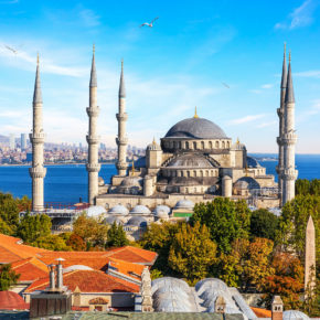 Wochenende in der Türkei: 3 Tage Istanbul in sehr gutem 4* Hotel inkl. Frühstück & Flug nur 141€