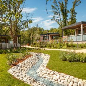 Kroatien: 5 Tage Glamping im 5* Luxury Home mit privatem Whirlpool ab 88€ p.P.