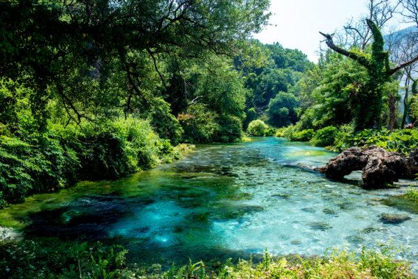 Albanien Blue Eye See