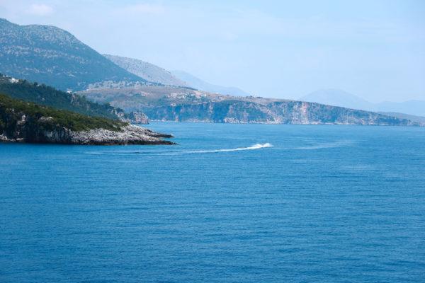 Albanien Jala Beach