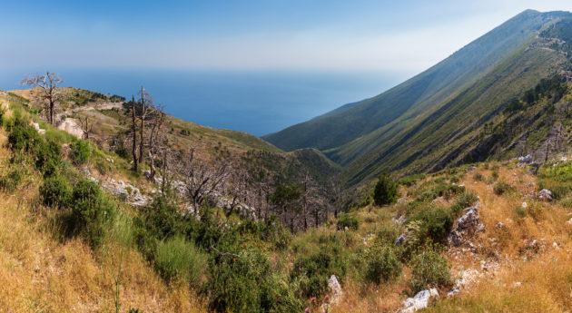 Albanien Ilogara Nationalpark