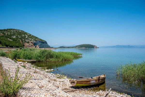 Albanien Ohridsee