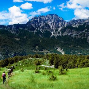 Wandern in Albanien: Die schönsten Gebiete & Trekking-Touren