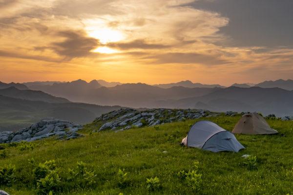 Albanien Wildcamping