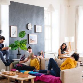 Collaborative Living: Der Trend zur Dezentralisierung des Wohnens