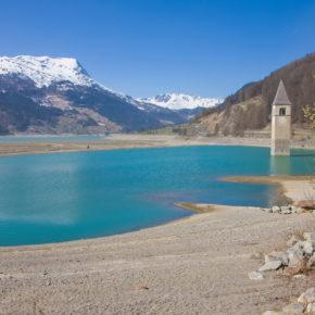 Südtirol: 3 Tage Auszeit am Reschensee im TOP 4* Hotel inkl. Halbpension & Wellness ab 189€