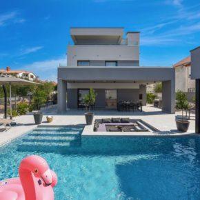 Kroatien: 8 Tage Zadar in eigener Villa mit Whirlpool für 486€ p.P.