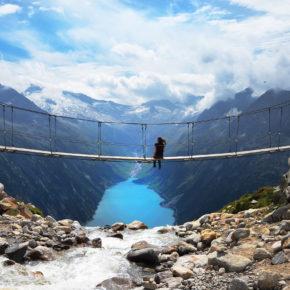 Zillertal Hängebrücke: 3 Tage am Wochenende im 4* Hotel mit Frühstück nur 146€