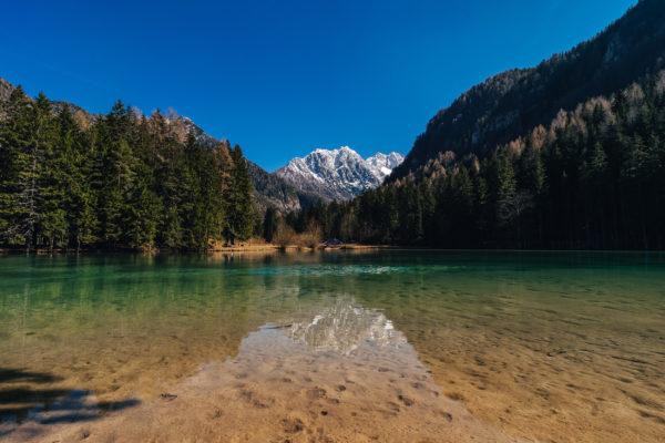 Slowenien Plansar See