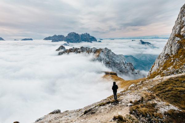 Slowenien Wandern Berg