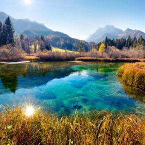 Die Top 10 der schönsten Seen in Slownien – ein Überblick