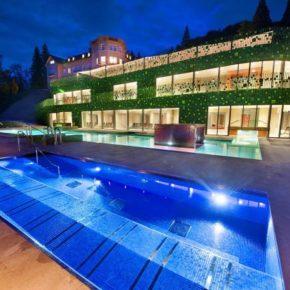 Slowenien: 3 Tage Wochenend-Wellness im TOP 4* Hotel, Halbpension & Extras für 95€