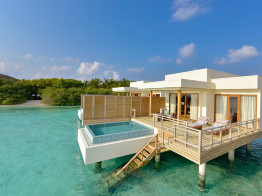 Dhigali Maldives Lagoon Villa