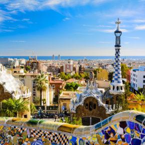 Barcelona am Wochenende: 3 Tage Städtetrip mit zentraler Unterkunft & Flug für 78€