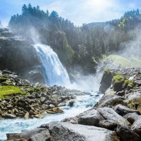3 Tage Salzburger Land im 4* Hotel an Krimmler Wasserfällen mit Frühstück & Dinner ab 79€