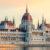 Ungarn Budapest Parlament Sonnenlicht Panorama skaliert