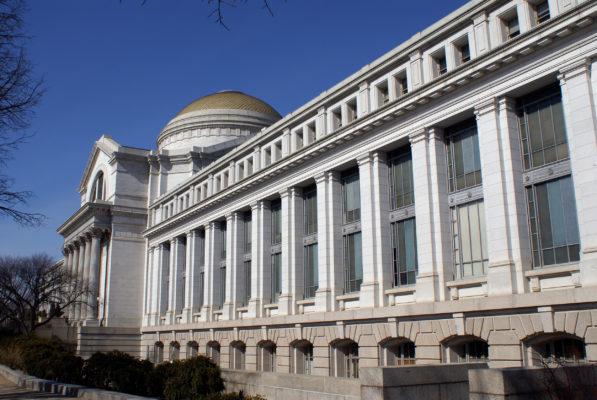USA Washington Smithsonian National Museum of Natural History