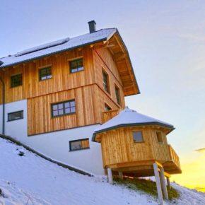 Österreich: 8 Tage im Lavanttal in eigener Villa mit Wellness für 10 Personen um 142€