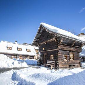 Ferienhaus in den Bergen: 5 Tage in uriger Berghütte in Kärnten ab 360€ p.P