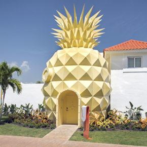 Leben wie Spongebob: Luxusurlaub in der Ananas mit All Inclusive für 2.000€ pro Nacht