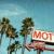Kalifornien Motel Schild