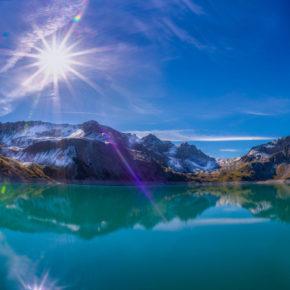 Wochenende am Lünersee: 3 Tage in Vorarlberg im TOP 4* Hotel mit All Inclusive Light & Wellness für 159€