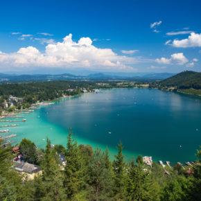 Klopeiner See: 2 Tage mit toller Unterkunft & Frühstück um 46€