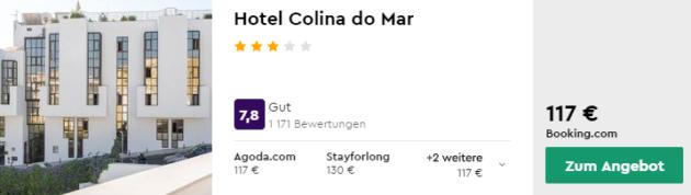 6 Tage Portugal