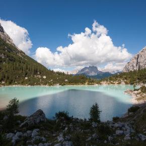 Wochenende am Lago di Sorapis: 2 Tage im 3* Hotel mit Frühstück nur 45€