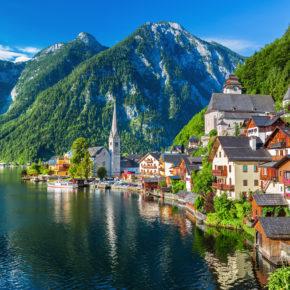 Wochenende: 3 Tage in der UNESCO Weltkulturerbe Stadt Hallstatt im 4* Hotel mit HP & Wellness für nur 164€