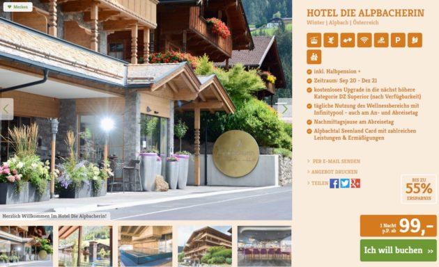 Alpbacherin Hotel