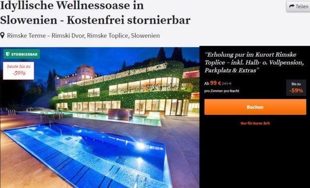 Slowenien Hotel
