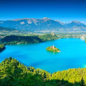 Slowenien 2021: 2 Tage übers Wochenende am Bleder See mit TOP 3* Apartment nur 27€