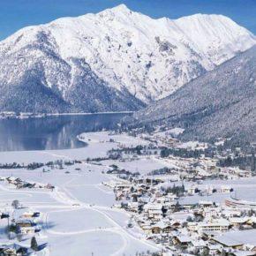 Winter-Auszeit am Achensee: 3 Tage im 4* Hotel mit Wohlfühlpension, Wellness & Extras ab 179€