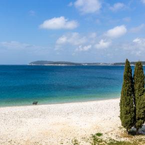 Kroatien Kurztrip: 4 Tage Vrsar übers WE mit 4* Hotel am Strand & Halbpension um 132€