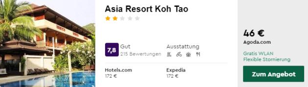 Thailand Hotel 1