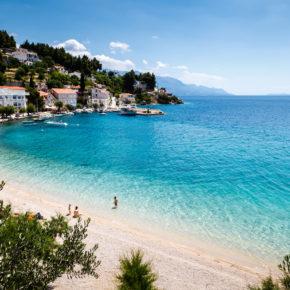 Kroatien Schnäppchen: 4 Tage im guten 3* Hotel in Strandnähe mit All Inclusive um 160€