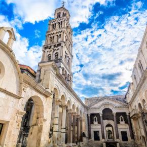Kroatien Split Kathedrale