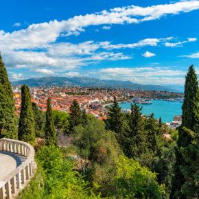 Split Tipps: Die Hauptstadt von Dalmatien