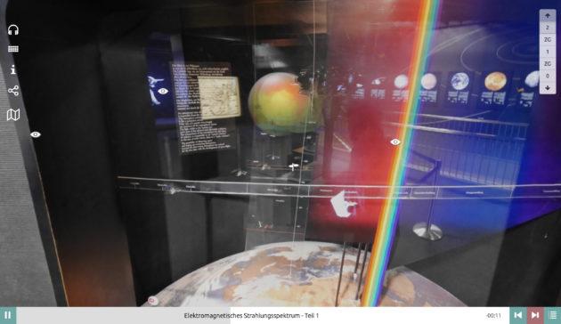 Deutsches Museum Audioführung Raumfahrt