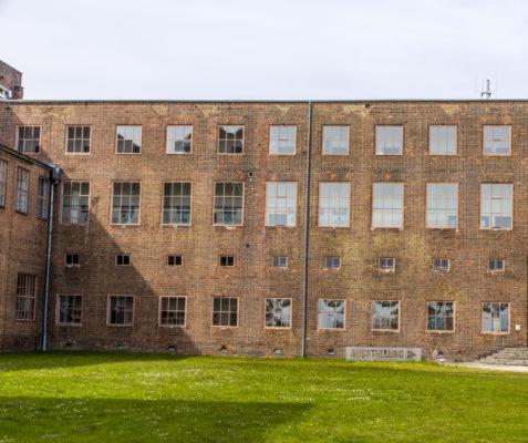 Deutschland Usedom Peenemünde Waffenfabrik