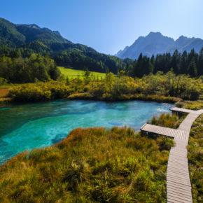 Sloweniens erleben: 3 Tage übers Wochenende in Apartment nahe Naturschutzgebiet Zelenci ab 53€