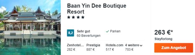 Phuket Angebot