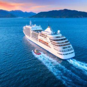 Mittelmeer-Kreuzfahrt: 8 Tage auf der MSC Sinfonia inkl. Vollpension um 449€