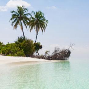 Malediven: Hin- und Rückflug ins Paradies nur 474€